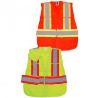 RefleX Wear Day & Nighttime Traffic Vests