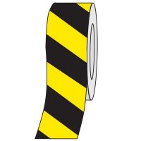 Removable warning tape