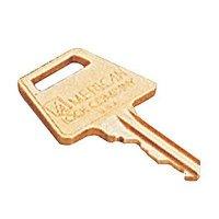 American Lock® Custom-Engraved Aluminum Padlocks Master Key
