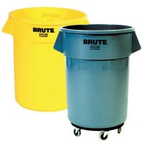 Rubbermaid®  Brute® 20 Gallon Trash Cans