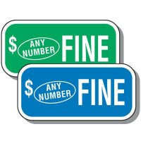 Semi-Custom Symbol Of Access Signs - Fine