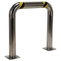 Stainless Steel High Profile Rack Guard