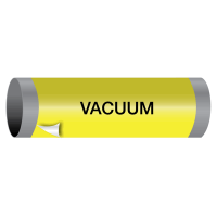 Ultra-Mark® Snap-Around High Performance Pipe Markers - Vacuum