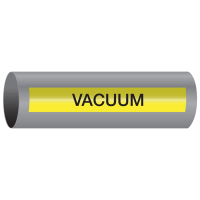 Xtreme-Code™ Self-Adhesive High Temperature Pipe Markers - Vacuum