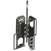 MasterLock® Steel Hasp S431