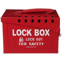 Extra-Large Metal Lock Box (51171) by Brady