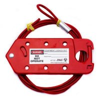 Zing® RecycLockout Cable/Hasp Lockout Device