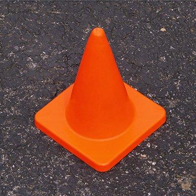 Mini Traffic Cones