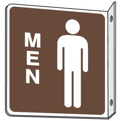 2-Way Sign - Men (W/Graphic)