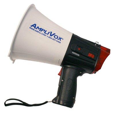 AmpliVox® Safety Strobe Megaphone