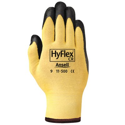 Ansell HyFlex 11-500 Cut-Resistant Gloves