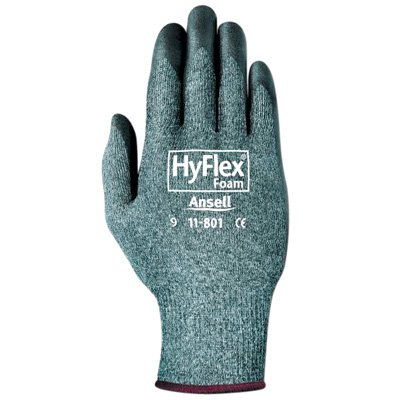 Ansell HyFlex 11-801 Coated Gloves