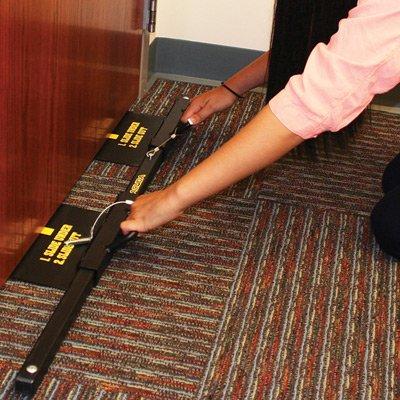 Barracuda Intruder Defense System, In Swing Door