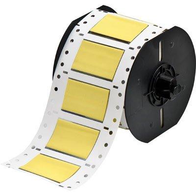 Brady B33-750-2-342YL BBP33 Label - Yellow