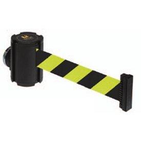 Beltrac® Magnetic Wallmount Retractable Belts