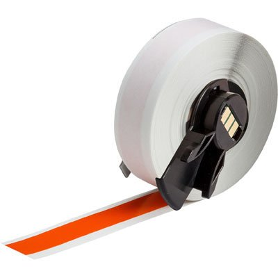 Brady PTL-8-439-OR BMP71 Label - Orange