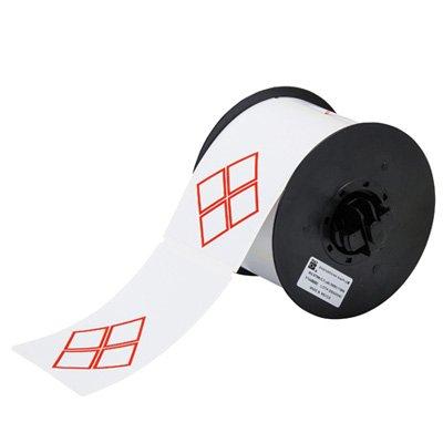 Brady BBP31/BBP33 B30 Series GHS Vinyl Labels