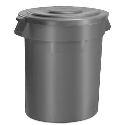 Rubbermaid®  Brute® 10 Gallon Trash Can & Lid