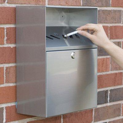 Cigarette Disposal Bin