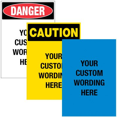 Custom ToughWash® Harsh Washdown Labels
