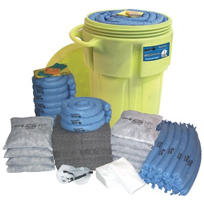 DAWG® 95 Gallon Wheeled Overpack Spill Kits