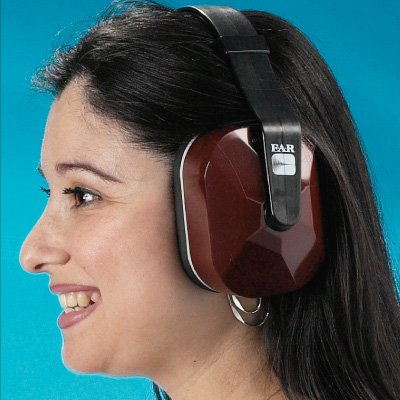 E.A.R.3000 Headband Muff NRR 25 Class A