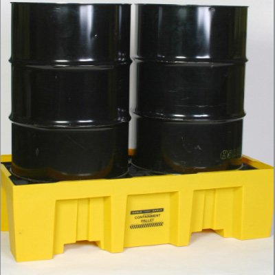 Eagle Spill Containment Pallets