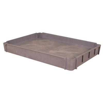 Extra Shelf for Standard Plastic Service Cart, 24W x 36L