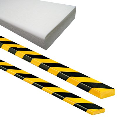 Flat-Surface Bumper Guard