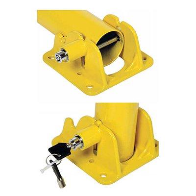 Fold Down Bollard Replacement Keys
