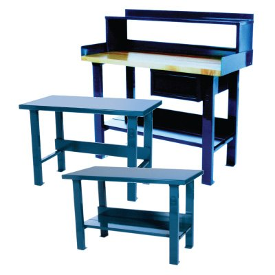 Industrial Workbench Back & End Stops