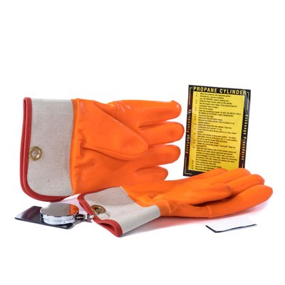 IRONguard Retracto Propane Cylinder Handling Gloves