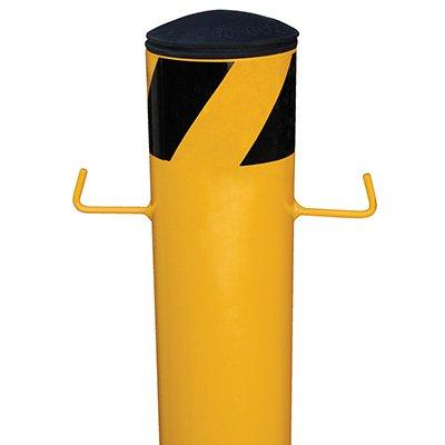 J-Hook For Steel Pipe Bollard