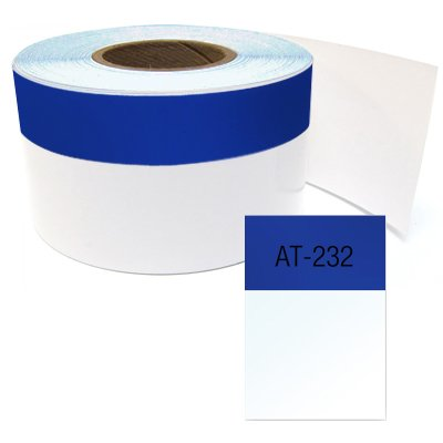 LabelTac® LT207WW Printable Wire Wraps - Blue