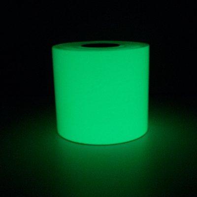 LabelTac® LT430-C Glow In The Dark Printer Labels - Luminous Green