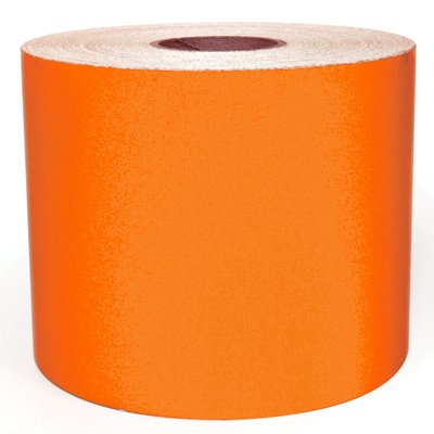LabelTac® LT0506RF Reflective Printer Labels - Orange