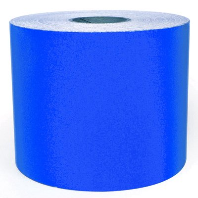 LabelTac® LT107RF Reflective Printer Labels - Blue