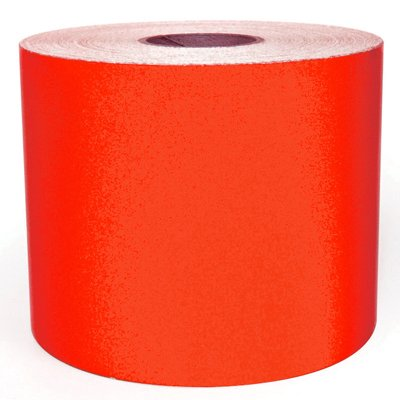 LabelTac® LT304RF Reflective Printer Labels - Red