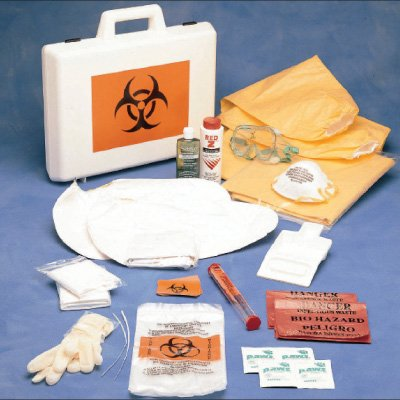 Law Enforcement Biohazard Kit