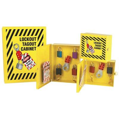 Brady ® Lockout Wall Cabinets
