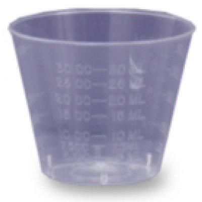 Plastic Medicine Cups