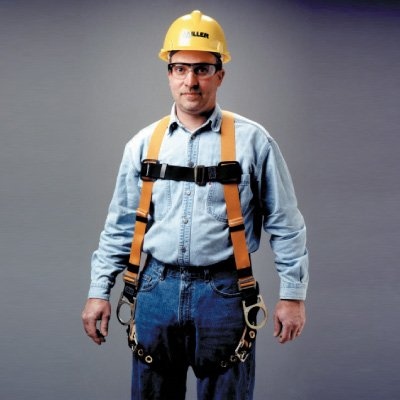 Miller Titan T-Flex Stretch Full Body Harness