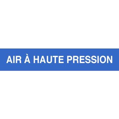 Opti-Code™ Pipe Markers - Air À Haute Pression