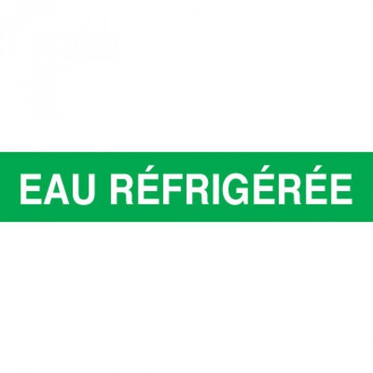 Opti-Code™ Pipe Markers -Eau Réfrigérée