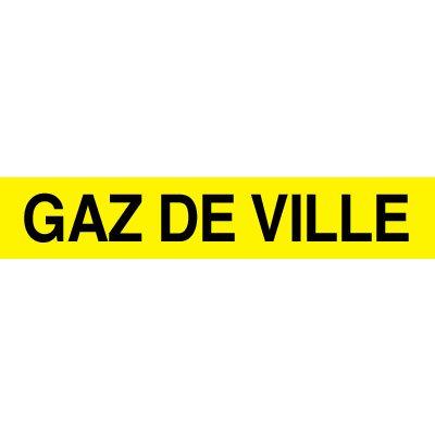 Opti-Code™ Pipe Markers - Gaz De Ville