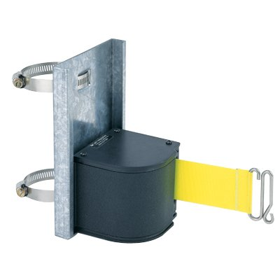 QuickMount™ Safety Barricades Forklift Adapter