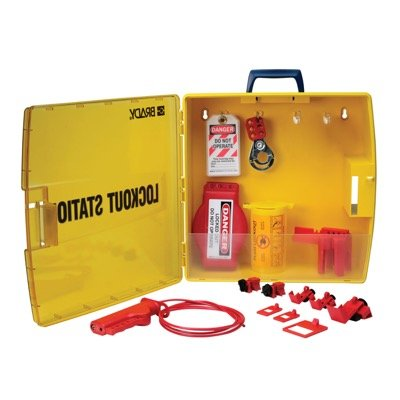 Ready Access Valve & Electrical Lockout Station