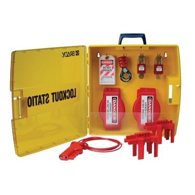 Ready Access Valve Lockout Station