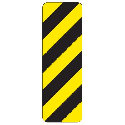Object Marker Signs  - Left or Right
