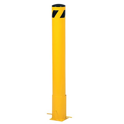 Removable Steel Pipe Safety Bollards